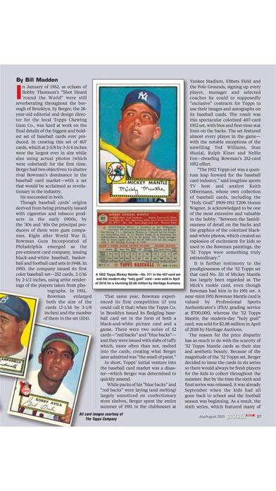 Baseball Digest Magazineのおすすめ画像6