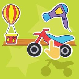 EduKid:Sorting Game For Kids