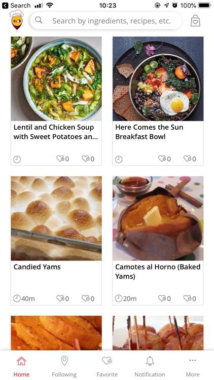 Vegetable Recipe Land screenshot-4