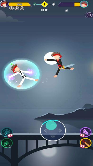 Stickman Battle screenshot 6