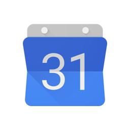 Ícone do app Google Agenda