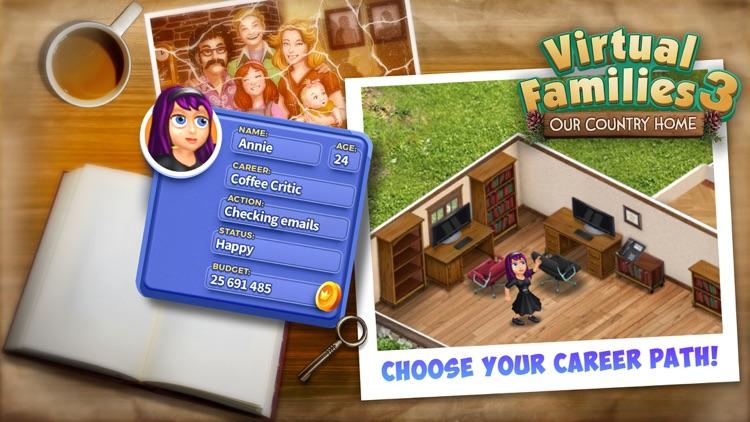 Virtual Families 3 screenshot-4