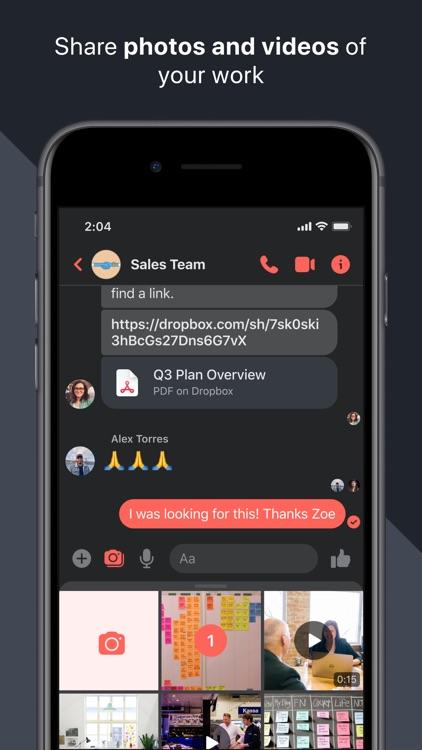 Workplace Chat screenshot-3