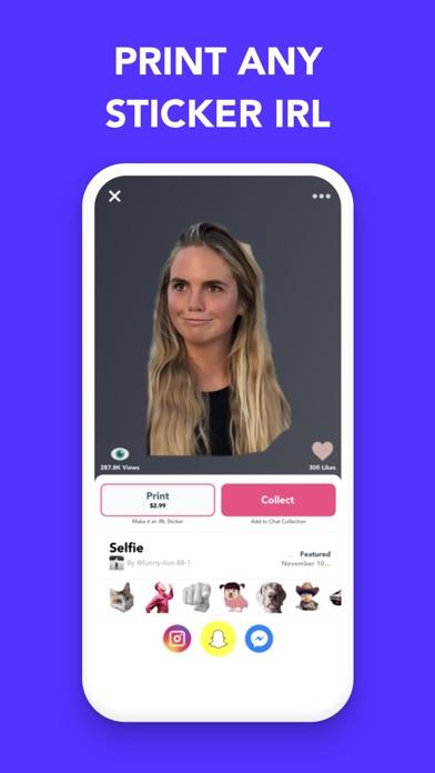 点击获取Pop: Chat with Stickers
