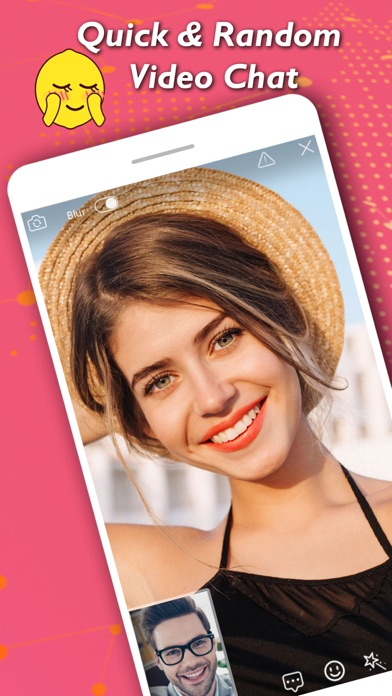 Veego - live chat & video chat Screenshot