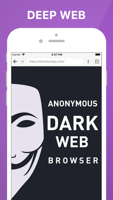 Onion Dark Web