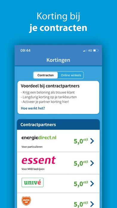 Tankey - Goedkoop tanken iPhone app afbeelding 6