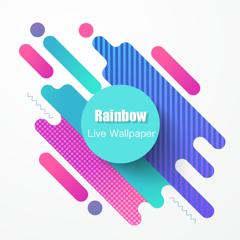 LiveWallpaperRainbow