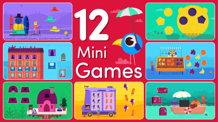 Match2 games for kids toddlers screenshot-4