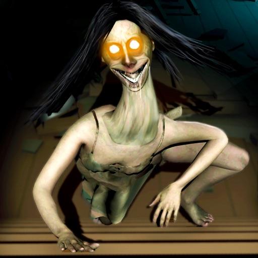 Creepy Granny Haunted House 3D
