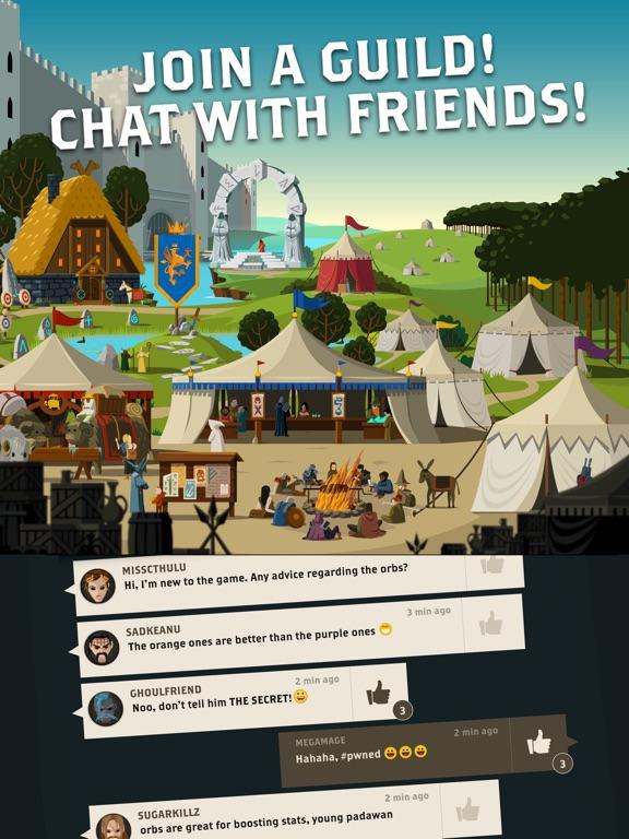 Игра Questland: Turn Based RPG