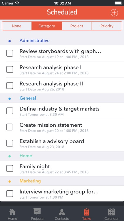 Task Office: to-do, calendar screenshot-6