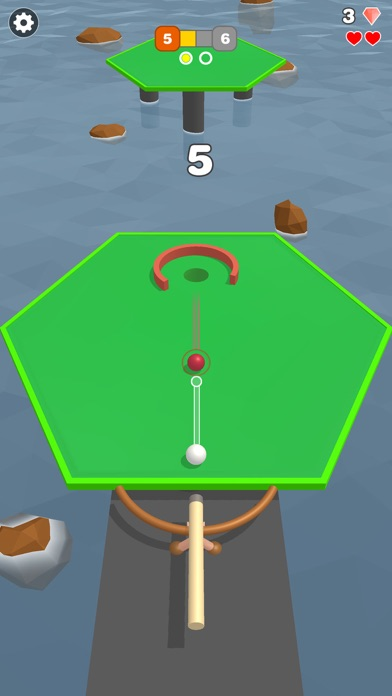 Panic Pool 3D screenshot 2