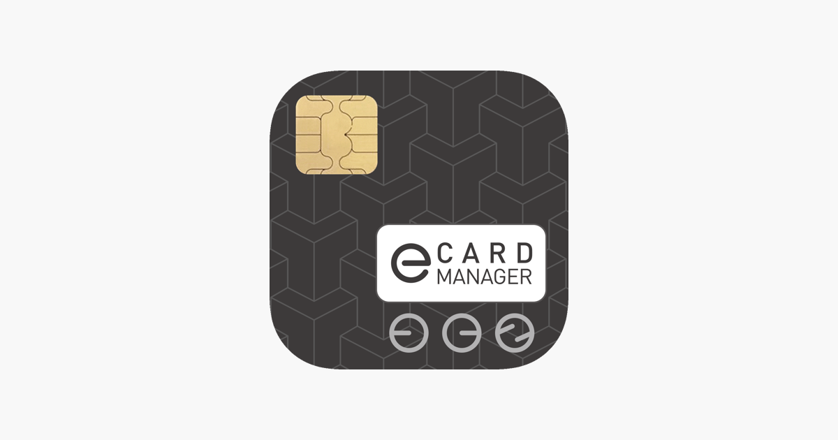 eCARD Manager on the App Store