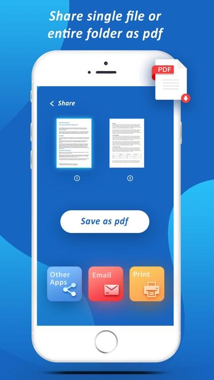 Quick Scanner - Scan Documents screenshot-6