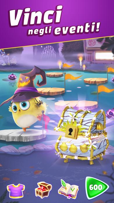 Screenshot of Angry Birds Match 35