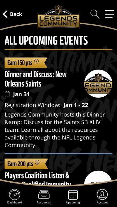 NFL Players Community screenshot 5