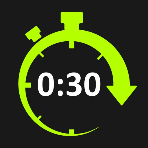 HIIT Timer - Interval Workout