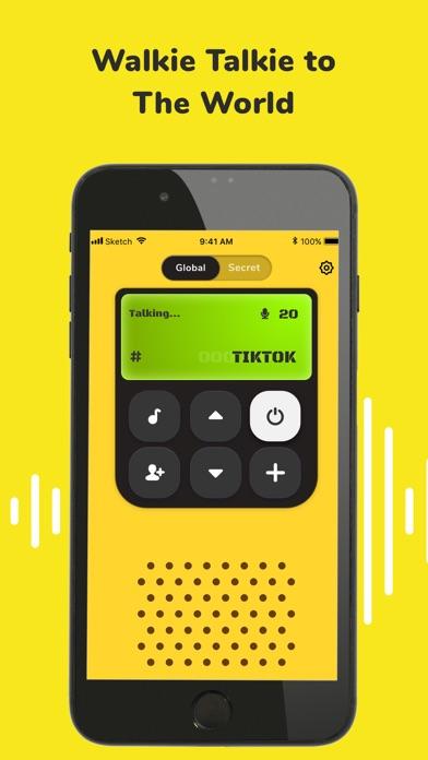 تطبيق «ووكي تاكي» للأصدقاءلقطة شاشة5