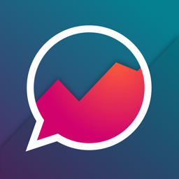 Ícone do app ChatStats