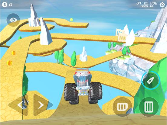 Car Stunts Climb 3Dのおすすめ画像3