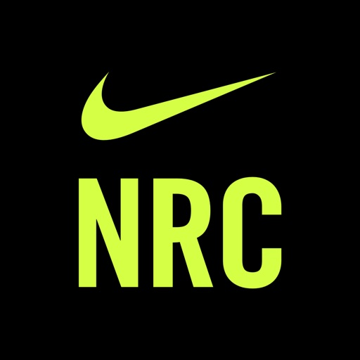 Nike Run Club iOS App