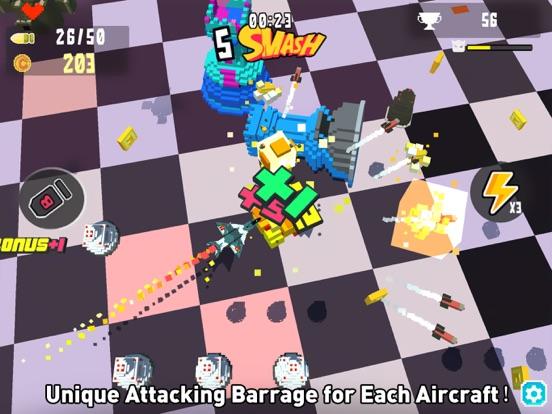 Aero Smash - open fire screenshot 17