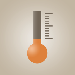 Ícone do app Thermo-hygrometer