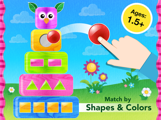 Toddler puzzles games for kids screenshot 10
