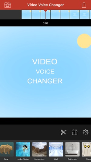 Video Voice Changer-Fun Editor on the App Store