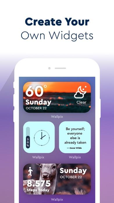 Wallpix - Wallpaper & Ringtone Screenshot