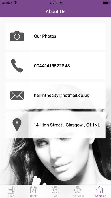 Hair In The City Glasgow screenshot three