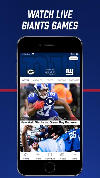 New York Giants screenshot-4