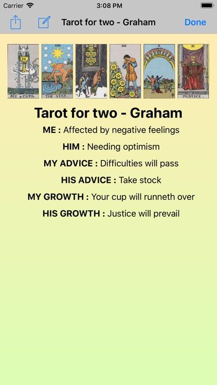 Tarot Daily screenshot-3