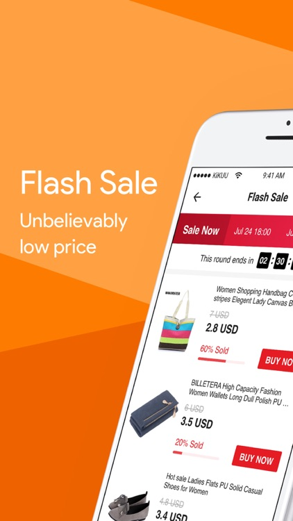 KiKUU: Cheapest Products Onlin screenshot-3