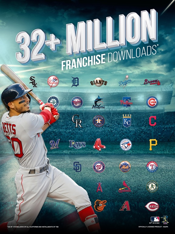 MLB Tap Sports Baseball 2019 screenshot 7