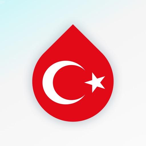 Learn Turkish language - Drops