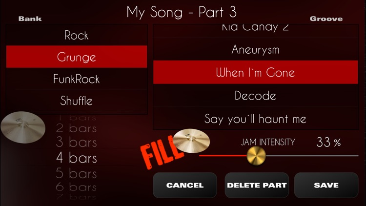 Rock Drum Machine screenshot-3