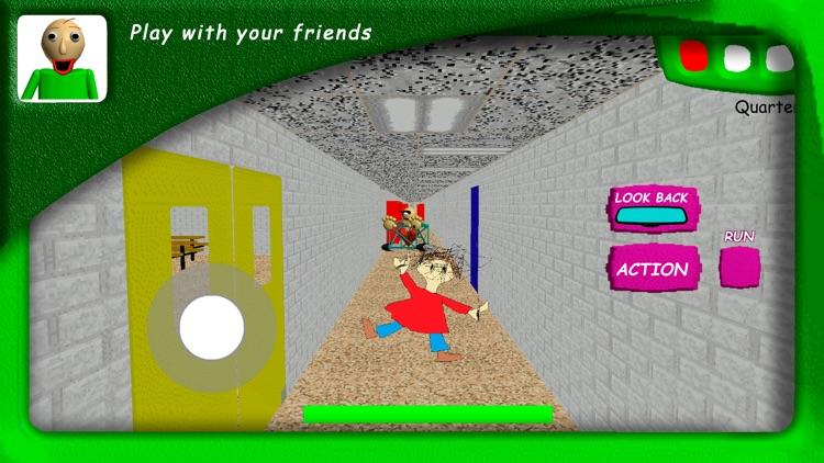 Baldis Basics Education School screenshot-3