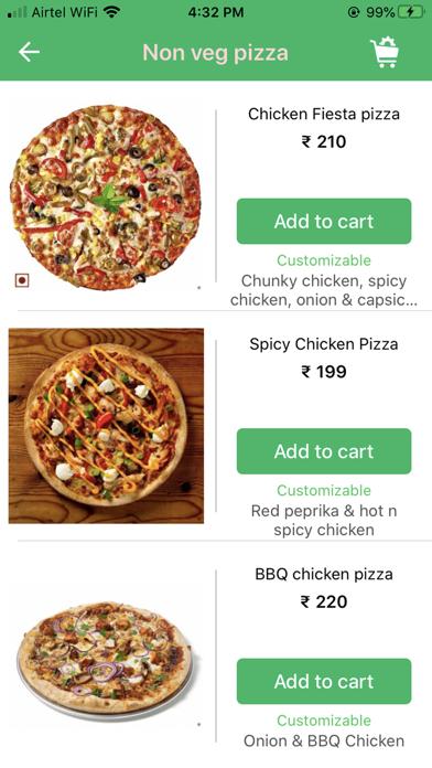 Dveggie Pizza screenshot 2