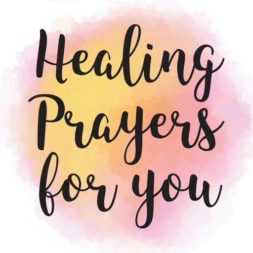 Healing Prayers For You
