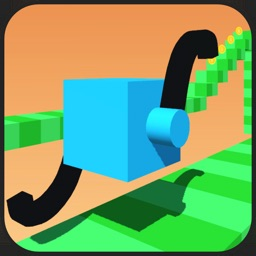 Draw Run Race 3D - Sky Climber