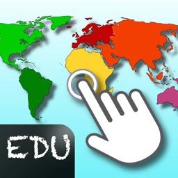 World Map Challenge! Edu Ed.