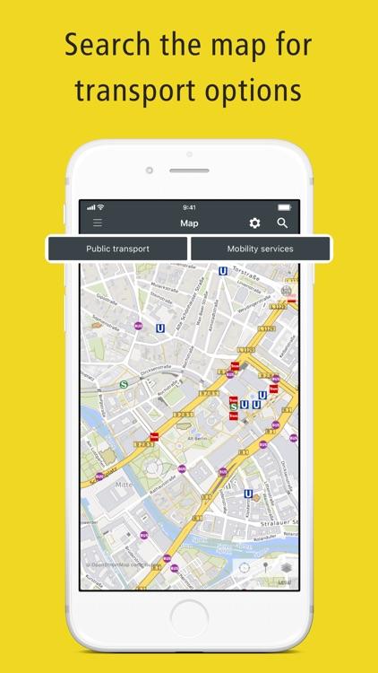 BVG Fahrinfo: Routes & Tickets screenshot-7