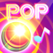App Icon for Tap Tap Music-Pop Songs App in Tunisia App Store