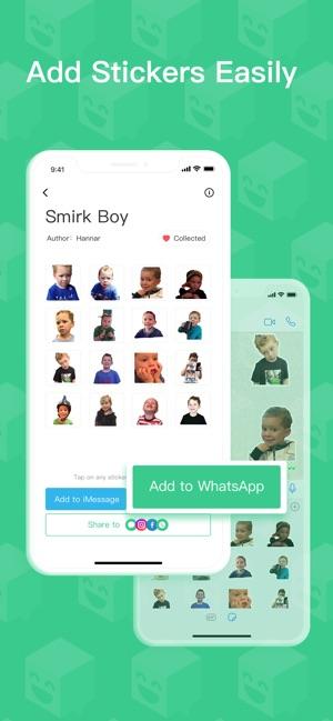 como faz figurinhas no whatsapp iphone
