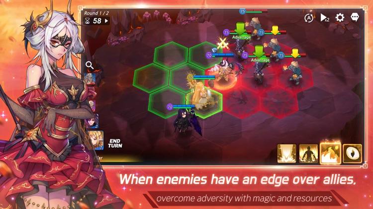 Kingdom of Heroes:Tactics War screenshot-3