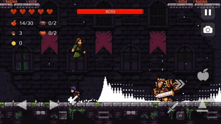 Apple Knight screenshot-7