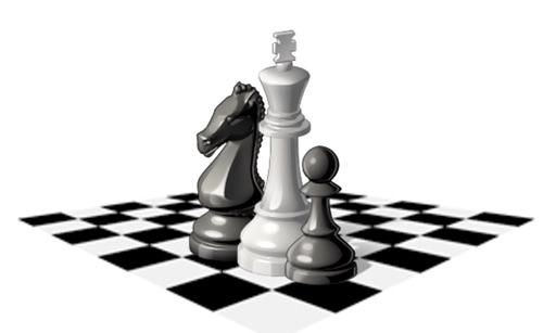 Chess 3D! icon