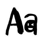 Fonts keyboard-font and symbol